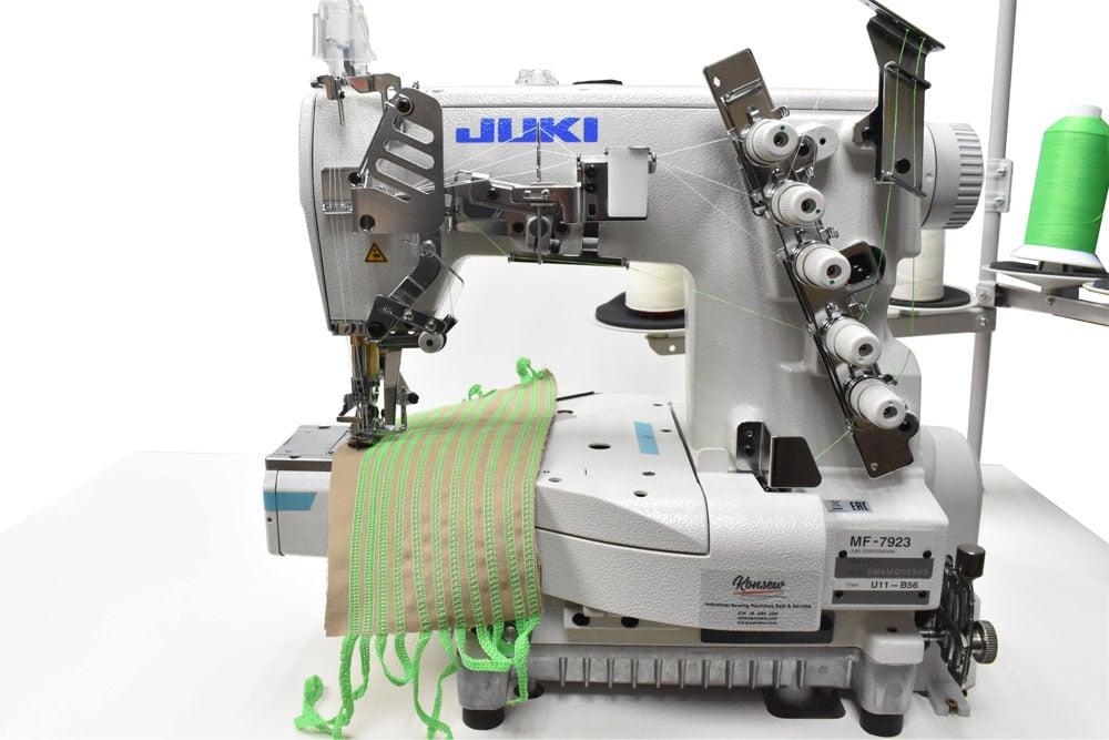 Buy Juki MF7923U11B56 Cylinder Arm Industrial Coverstitch ...