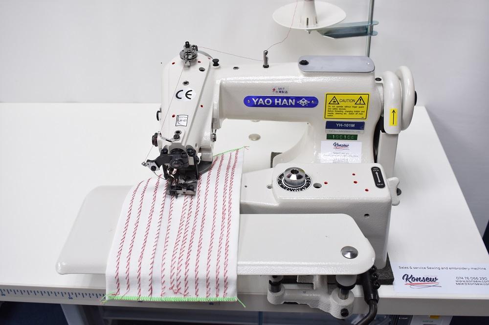 blind stitch machine