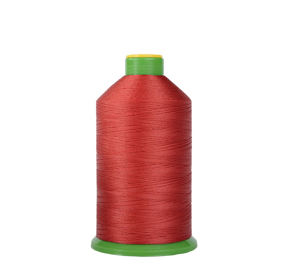 Bonded Nylon Red 202 Thread 40s 3000mtrs